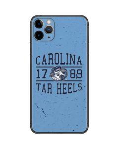 North Carolina Tar Heels 1789 iPhone 11 Pro Max Skin
