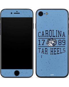 North Carolina Tar Heels 1789 iPhone SE Skin