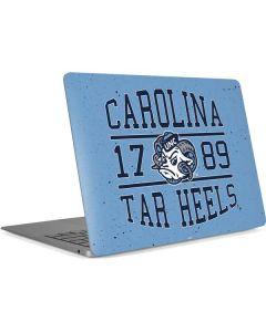 North Carolina Tar Heels 1789 Apple MacBook Air Skin