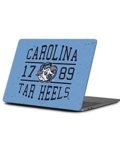 North Carolina Tar Heels 1789 Apple MacBook Pro 13-inch Skin
