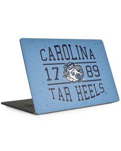 North Carolina Tar Heels 1789 Apple MacBook Pro 15-inch Skin