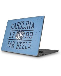 North Carolina Tar Heels 1789 Apple MacBook Pro 17-inch Skin