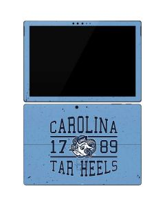 North Carolina Tar Heels 1789 Surface Pro 7 Skin