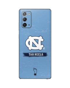 North Carolina Tar Heels Galaxy Note20 5G Skin