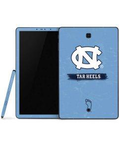 North Carolina Tar Heels Samsung Galaxy Tab Skin