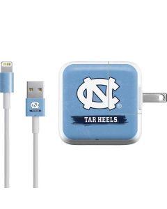 North Carolina Tar Heels iPad Charger (10W USB) Skin