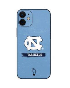 North Carolina Tar Heels iPhone 12 Mini Skin