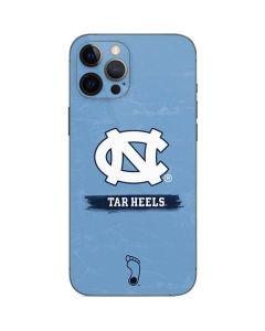 North Carolina Tar Heels iPhone 12 Pro Skin