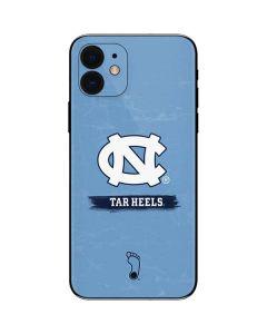 North Carolina Tar Heels iPhone 12 Skin