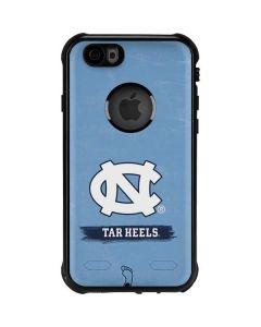 North Carolina Tar Heels iPhone 6/6s Waterproof Case