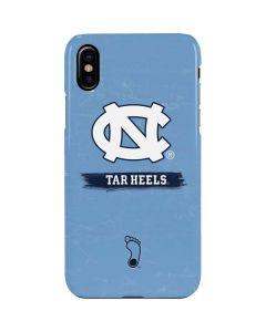 North Carolina Tar Heels iPhone XS Max Lite Case