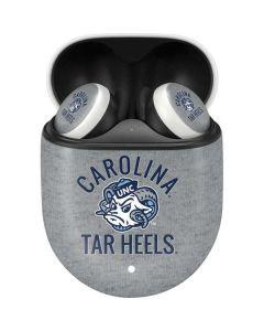 North Carolina Tar Heels Logo Google Pixel Buds Skin