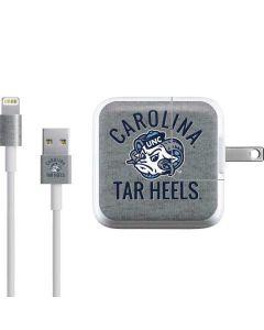 North Carolina Tar Heels Logo iPad Charger (10W USB) Skin