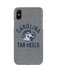 North Carolina Tar Heels Logo iPhone XS Max Lite Case