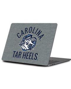 North Carolina Tar Heels Logo Apple MacBook Pro 13-inch Skin