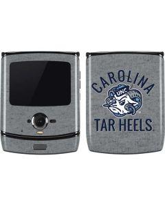 North Carolina Tar Heels Logo Motorola RAZR Skin