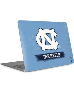North Carolina Tar Heels Apple MacBook Air Skin