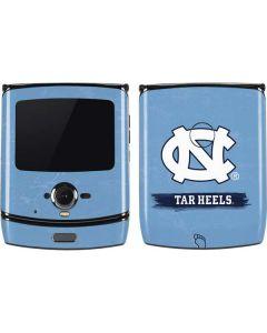 North Carolina Tar Heels Motorola RAZR Skin