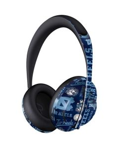 North Carolina Tar Heels Print Bose Noise Cancelling Headphones 700 Skin