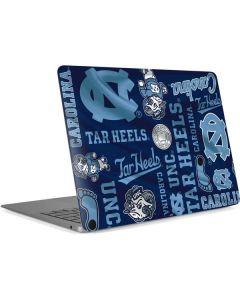 North Carolina Tar Heels Print Apple MacBook Air Skin