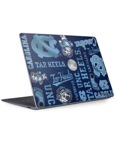 North Carolina Tar Heels Print Surface Laptop 3 13.5in Skin