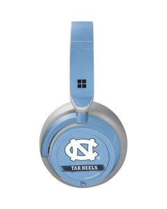 North Carolina Tar Heels Surface Headphones Skin