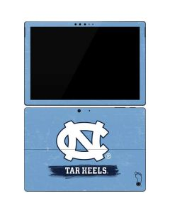 North Carolina Tar Heels Surface Pro 7 Skin