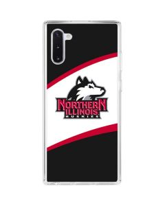 Northern Illinois University Galaxy Note 10 Clear Case
