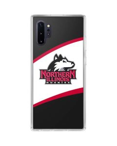 Northern Illinois University Galaxy Note 10 Plus Clear Case
