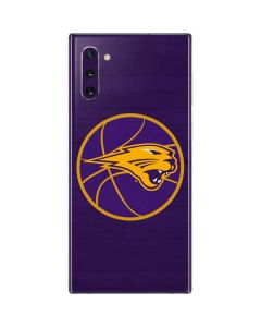 Northern Iowa Basketball Galaxy Note 10 Skin
