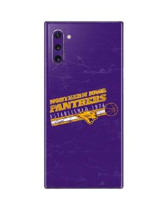 Northern Iowa Est 1876 Galaxy Note 10 Skin