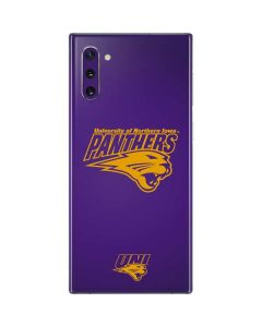Northern Iowa Galaxy Note 10 Skin
