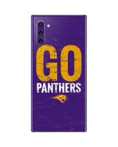 Northern Iowa Go Panthers Galaxy Note 10 Skin
