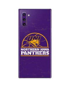 Northern Iowa Panthers Galaxy Note 10 Skin
