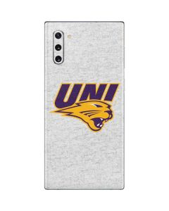 Northern Iowa Panthers Mascot Galaxy Note 10 Skin
