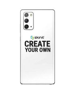 Custom Galaxy Note20 5G Skin