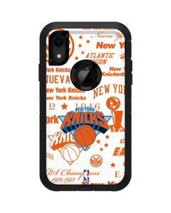 NY Knicks Historic Blast Otterbox Defender iPhone Skin
