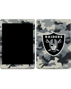 Las Vegas Raiders Camo Apple iPad Skin