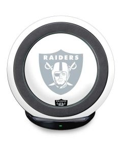 Las Vegas Raiders Double Vision Fast Charge Wireless Charging Stand Skin
