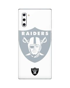 Las Vegas Raiders Double Vision Galaxy Note 10 Skin
