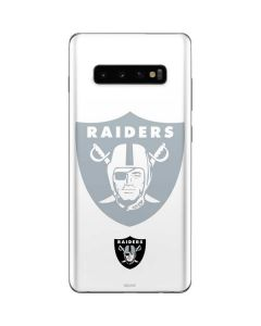 Las Vegas Raiders Double Vision Galaxy S10 Plus Skin