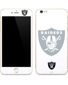 Las Vegas Raiders Double Vision iPhone 6/6s Plus Skin