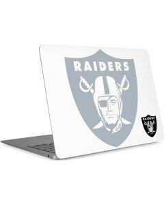 Las Vegas Raiders Double Vision Apple MacBook Air Skin