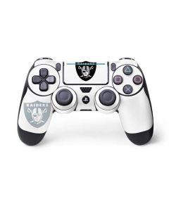 Las Vegas Raiders Double Vision PS4 Pro/Slim Controller Skin