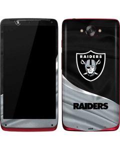 Las Vegas Raiders Motorola Droid Skin