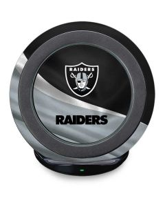Las Vegas Raiders Fast Charge Wireless Charging Stand Skin