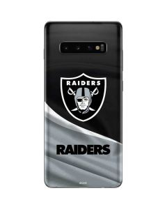 Las Vegas Raiders Galaxy S10 Plus Skin