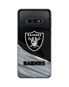 Las Vegas Raiders Galaxy S10e Skin