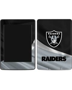 Las Vegas Raiders Amazon Kindle Skin