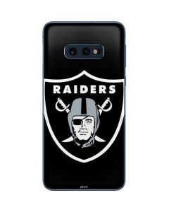 Las Vegas Raiders Large Logo Galaxy S10e Skin